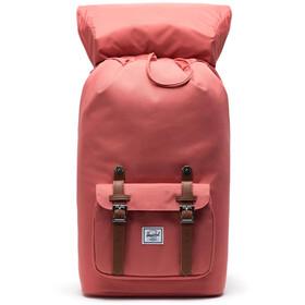 Herschel Little America Plecak, czerwony